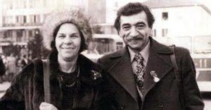 Мутафова и Парцалев